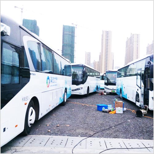 上海——驿动大客车