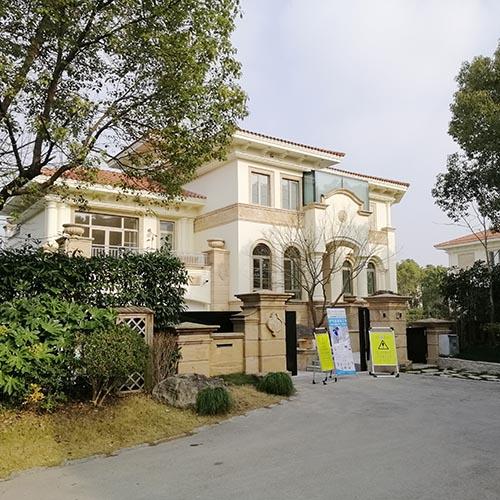 上海——合生东郊二期别墅